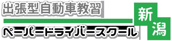 ペーパードライバー講習|新潟・新潟市・三条市・長岡市/出張教習