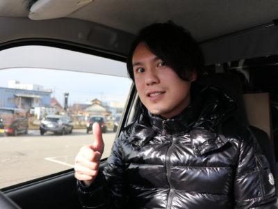 ペーパードライバー歴15年・阿賀野市Yさん(30代)~2日間コース~